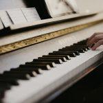Bruiloftband piano